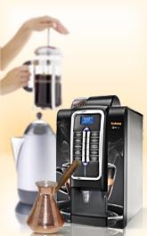 Способы приготовления кофе, используемые в вендинге
